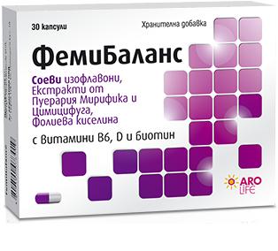ФемиБаланс / FemiBalance капсули х30
