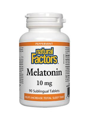 Мелатонин, Melatonin 10 мг 90 таблетки хранителна добавка