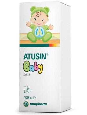 Атусин Бебе, Atusin Baby сироп 100 мл