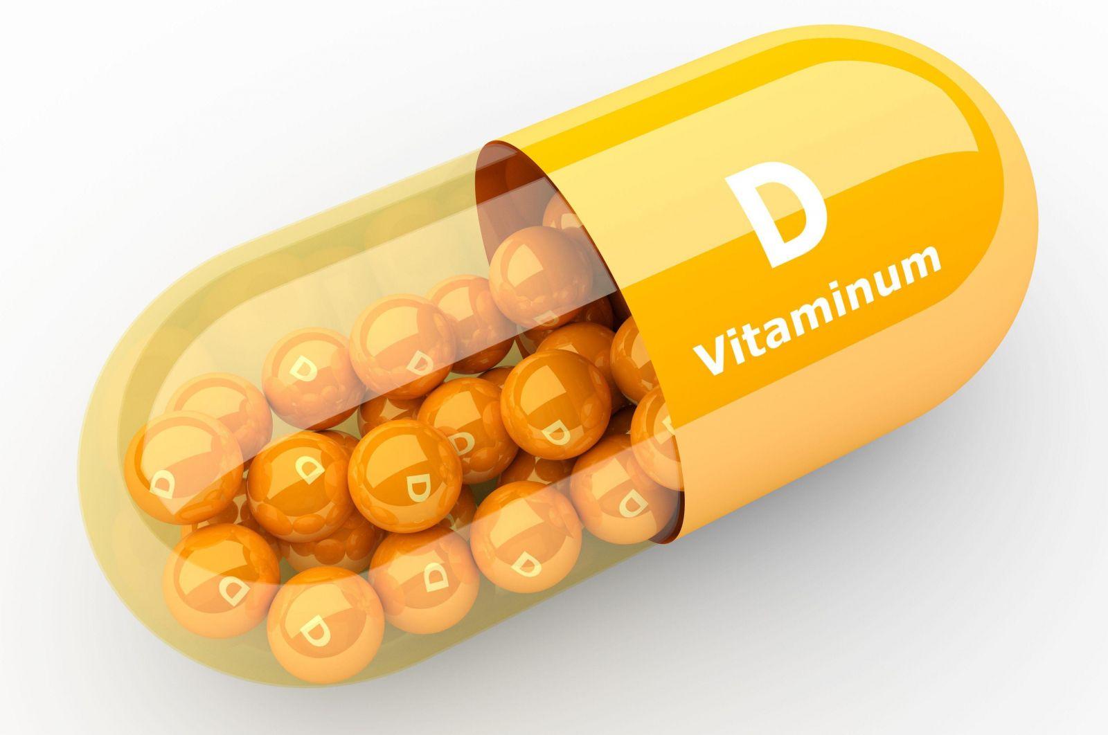 Витамин Д пази от различни форми на рак
