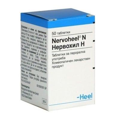 Нервохил N х50 таблетки Heel