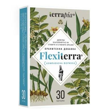 Flexiterra за укрепване на ставите х30 капсули Terrapia