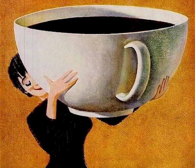 30 мин преди тренировка чаша силно кафе ускорява значително изгарянето на мазнините