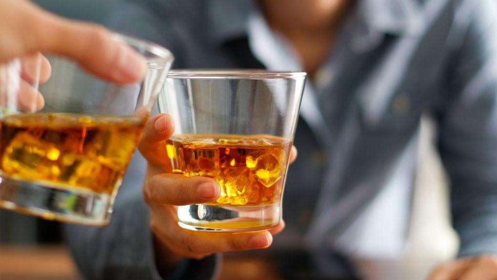 Премерена употреба на алкохол -няма проблем за сърцето ,само споко!