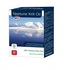 Нептун Крил Ойл, Neptune Krill Oil 30 капсули
