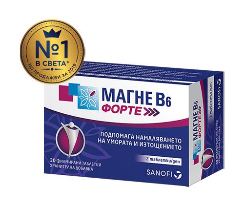 Магне Б6 Форте 30тб