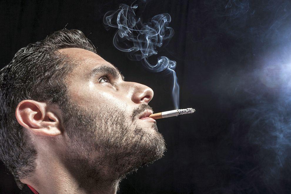 Пушенето на повече от пет цигари дневно увеличава с 20 на сто риска от онкологични заболявания