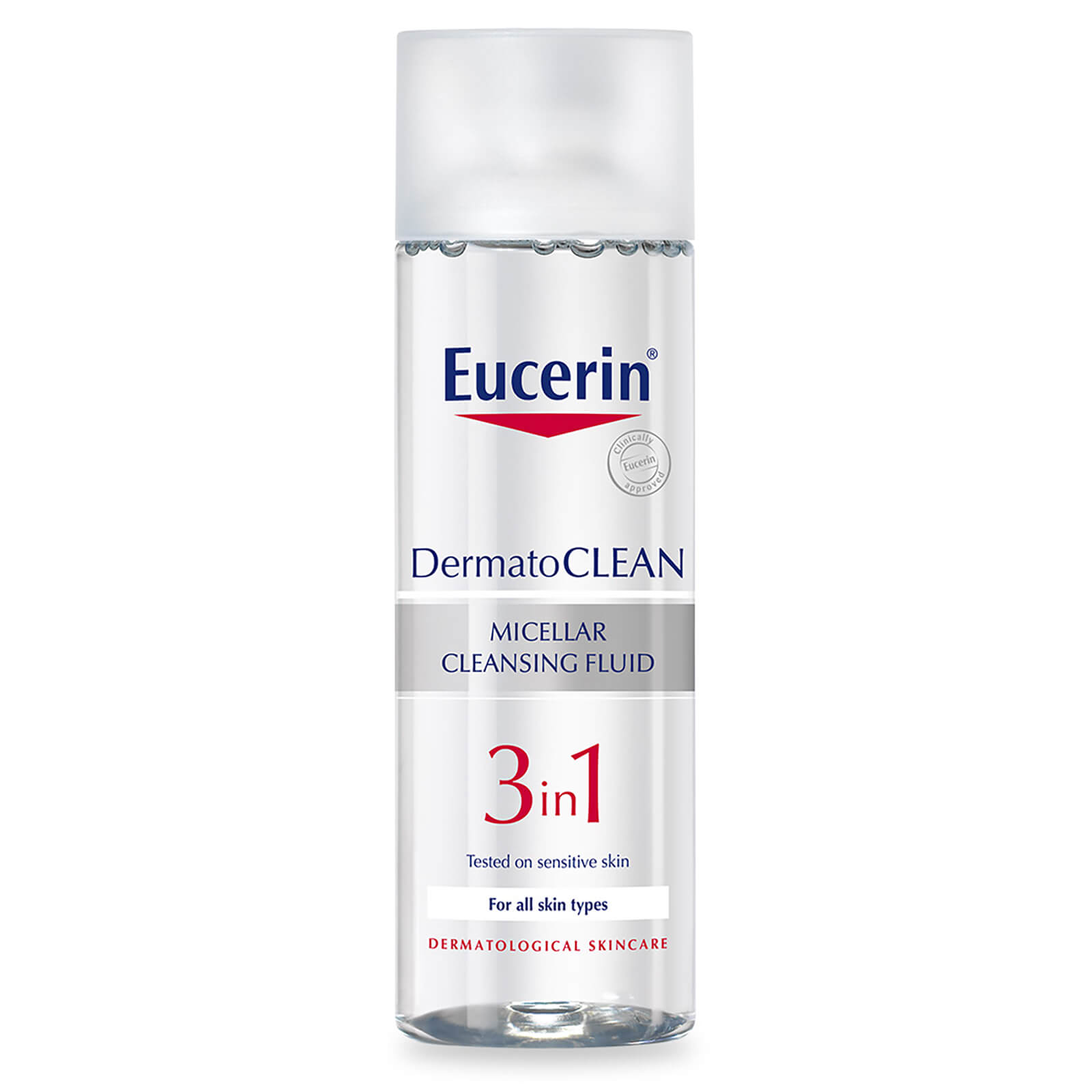 Eucerin DermatoClean 3in1 200 ml