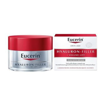 Eucerin  Hyaluron-Filler +volume -lift night